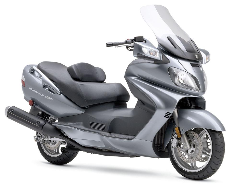 2007-Suzuki-Burgman-650-in-Gray